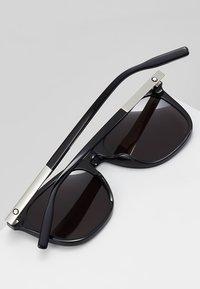 Mont Blanc - Sluneční brýle - black/silver/grey - 4