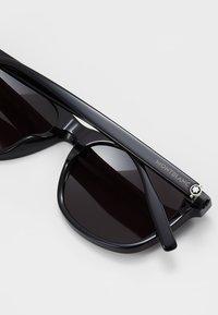 Mont Blanc - Sluneční brýle - black/black-grey - 4