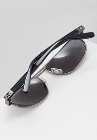 Mont Blanc - Sluneční brýle - ruthenium/black/grey - 4