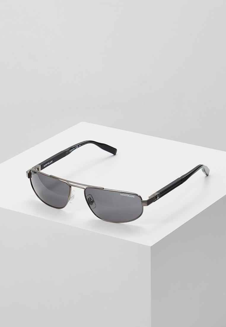 Mont Blanc - Solbriller - ruthenium/black/grey