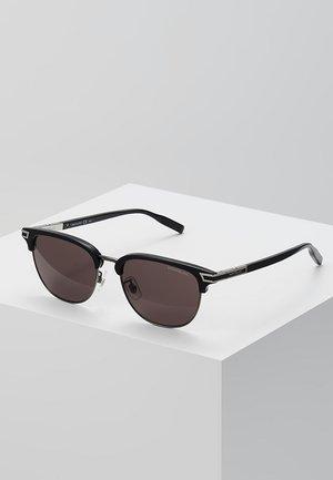 Sluneční brýle - black/silver-coloured/grey