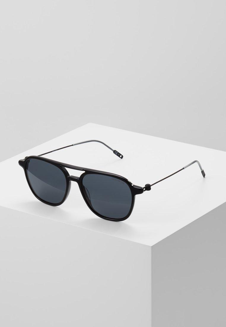 Mont Blanc - Sluneční brýle - black/grey