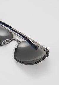 Mont Blanc - Sluneční brýle - ruthenium/silver - 2