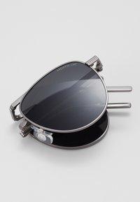 Mont Blanc - Sluneční brýle - ruthenium/grey - 4