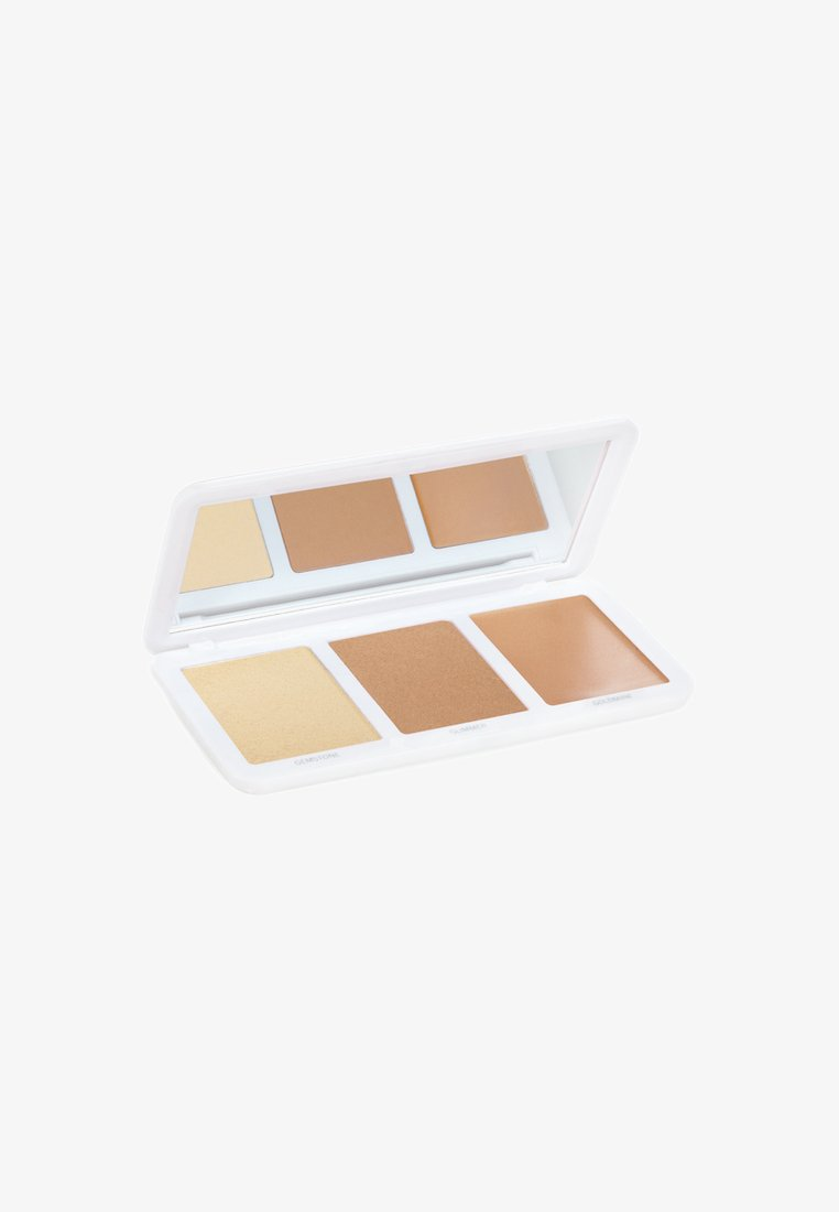 Models Own - SCULPT & GLOW HIGHLIGHTER PALETTE  - Face palette - gold spotlight