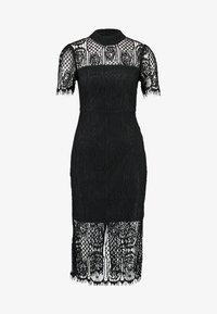 Mossman - MAKING THE CONNECTION DRESS - Sukienka koktajlowa - black - 4