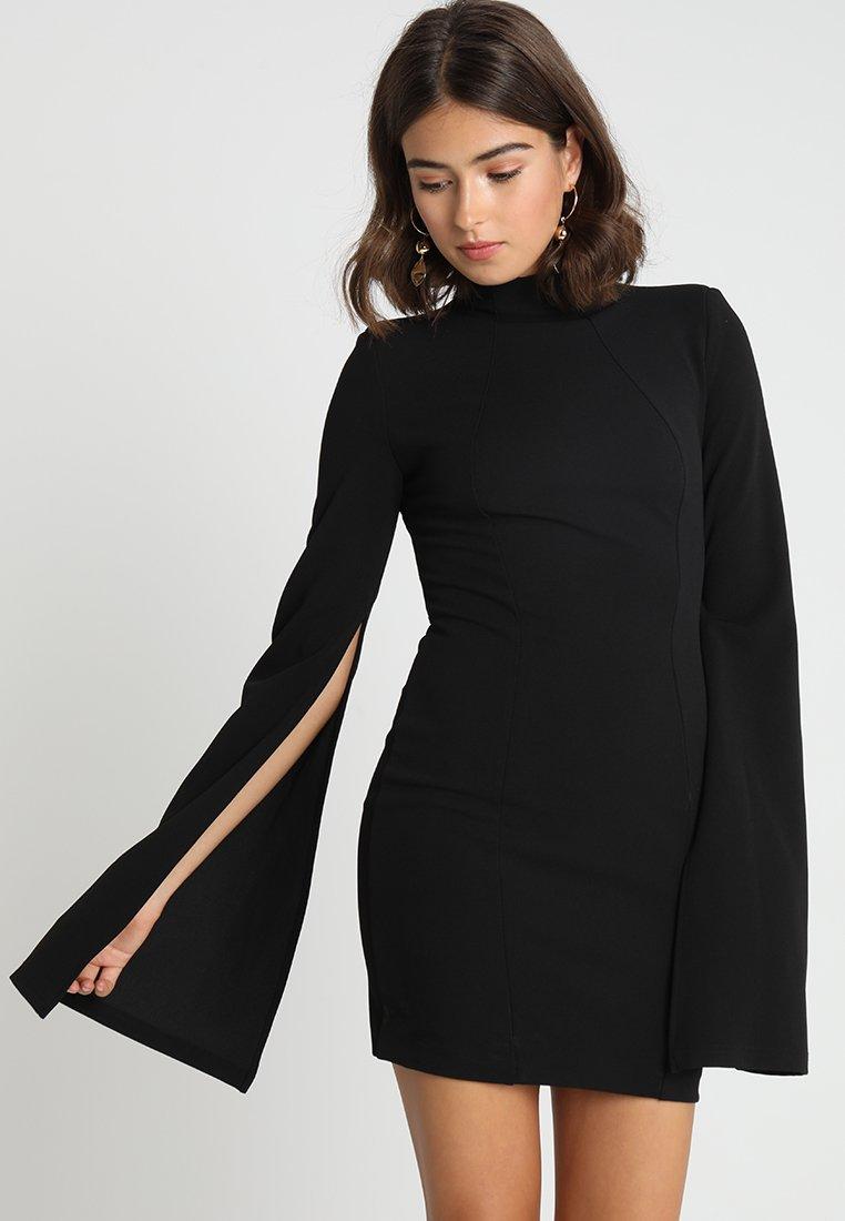 Mossman - THE SENSE OF MYSTERY DRESS - Cocktailkleid/festliches Kleid - black