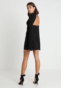 Mossman - THE SENSE OF MYSTERY DRESS - Cocktailkleid/festliches Kleid - black - 2