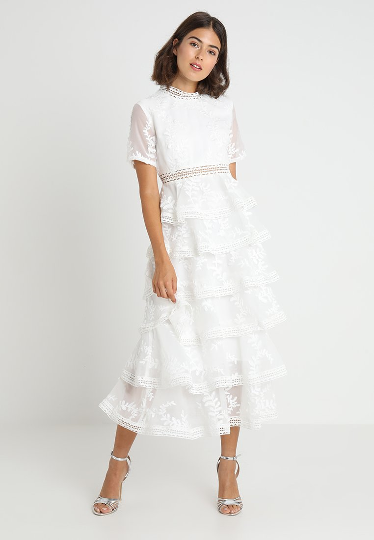 Mossman - THE COLOSSAL DRESS - Ballkleid - white