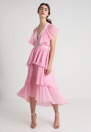 A SLICE OF HEAVEN DRESS - Iltapuku - peony