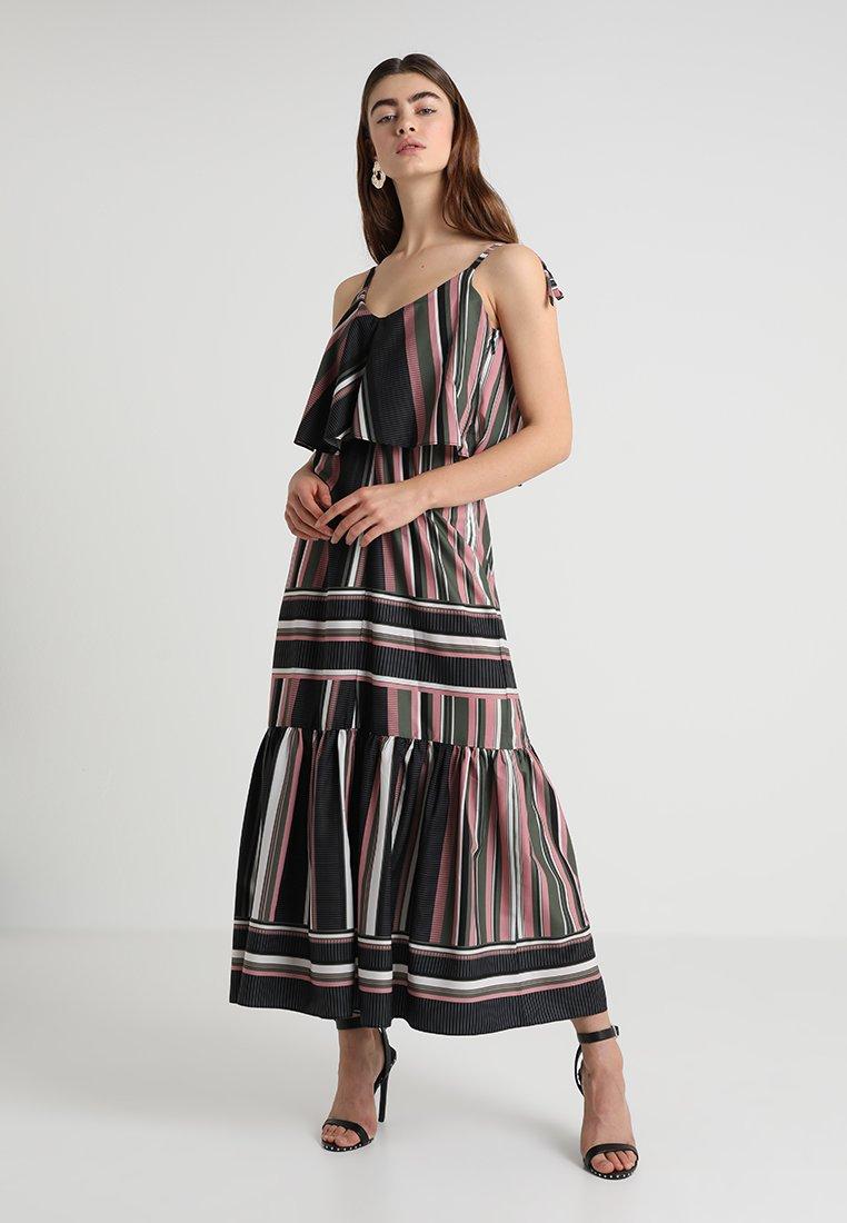 Mossman - SUNSET AMOR DRESS - Maxikjoler - rose/black