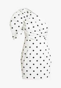 Mossman - THE RIVIERA MINI DRESS - Vestido informal - off-white - 5