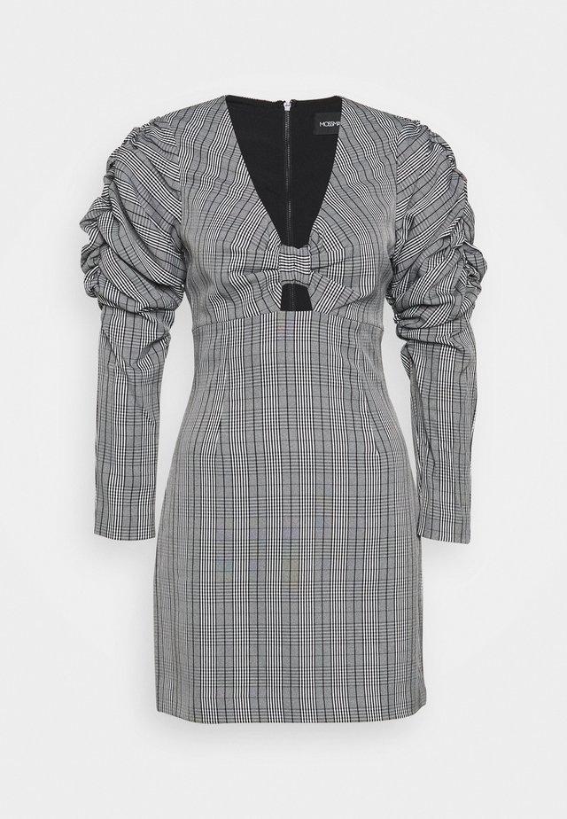 THE DUCHESS MINI DRESS - Juhlamekko - grey