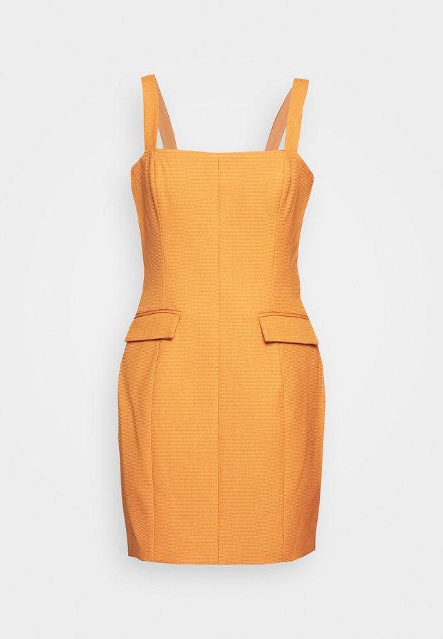 TAKE ME HIGHER DRESS - Kjole - orange