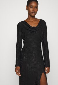 Mossman - TAKE BACK THE NIGHT DRESS - Abito da sera - black - 4