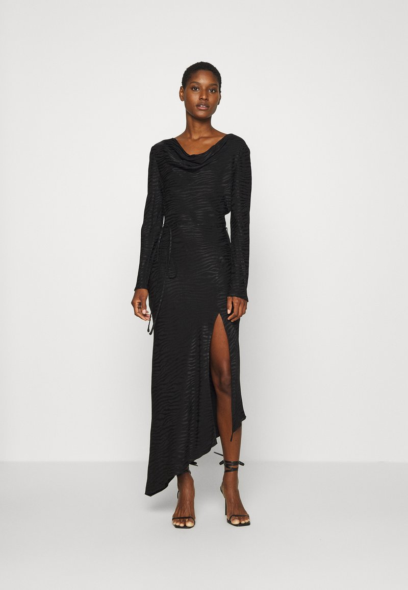 Mossman - TAKE BACK THE NIGHT DRESS - Abito da sera - black