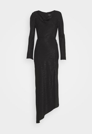 TAKE BACK THE NIGHT DRESS - Abito da sera - black