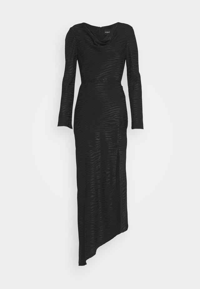 TAKE BACK THE NIGHT DRESS - Iltapuku - black
