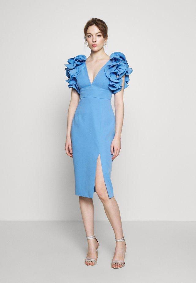 MAKE A MOVE DRESS - Juhlamekko - blue