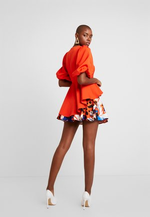 I'LL TAKE YOU THERE - Blouse - tangerine