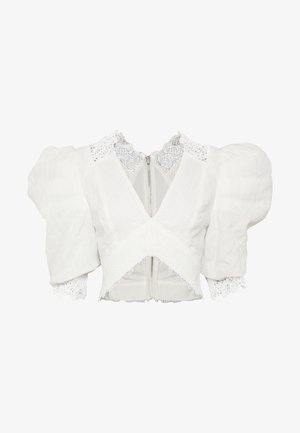 HAVANA NIGHTS - Blouse - white