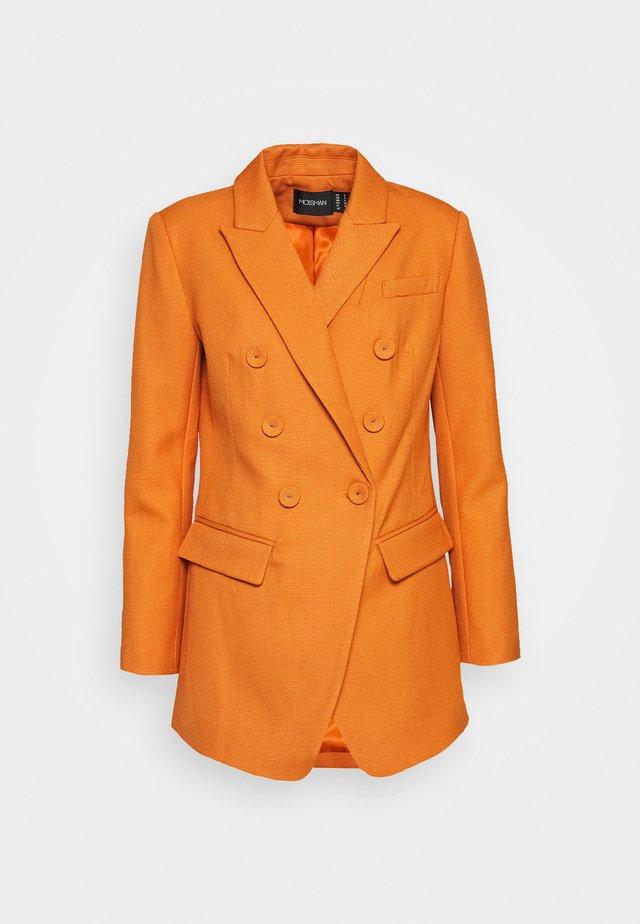 TAKE ME HIGHER - Kort kåpe / frakk - orange