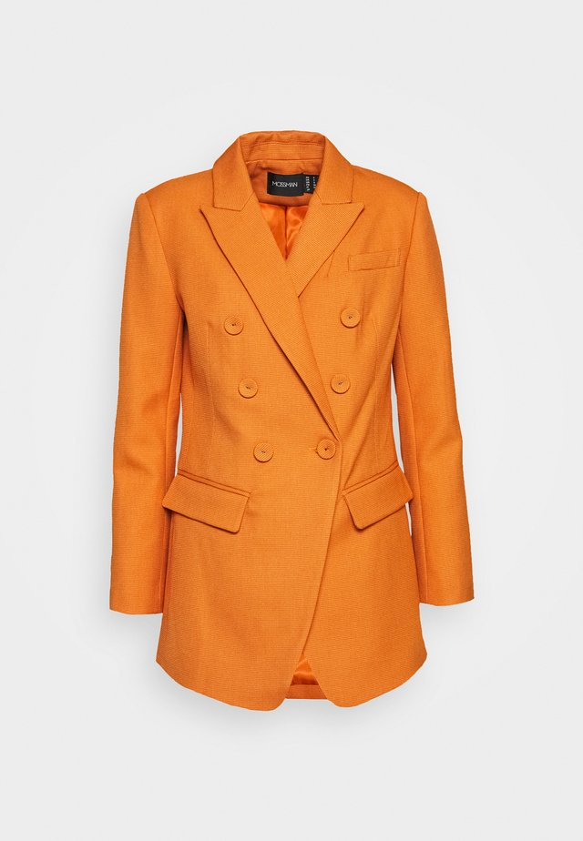 TAKE ME HIGHER - Kurzmantel - orange
