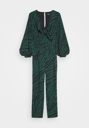 DARK PARADISE - Jumpsuit - green