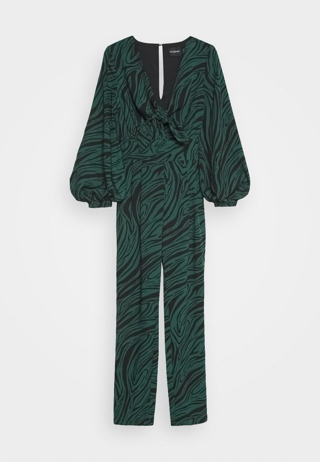 DARK PARADISE - Overall / Jumpsuit /Buksedragter - green