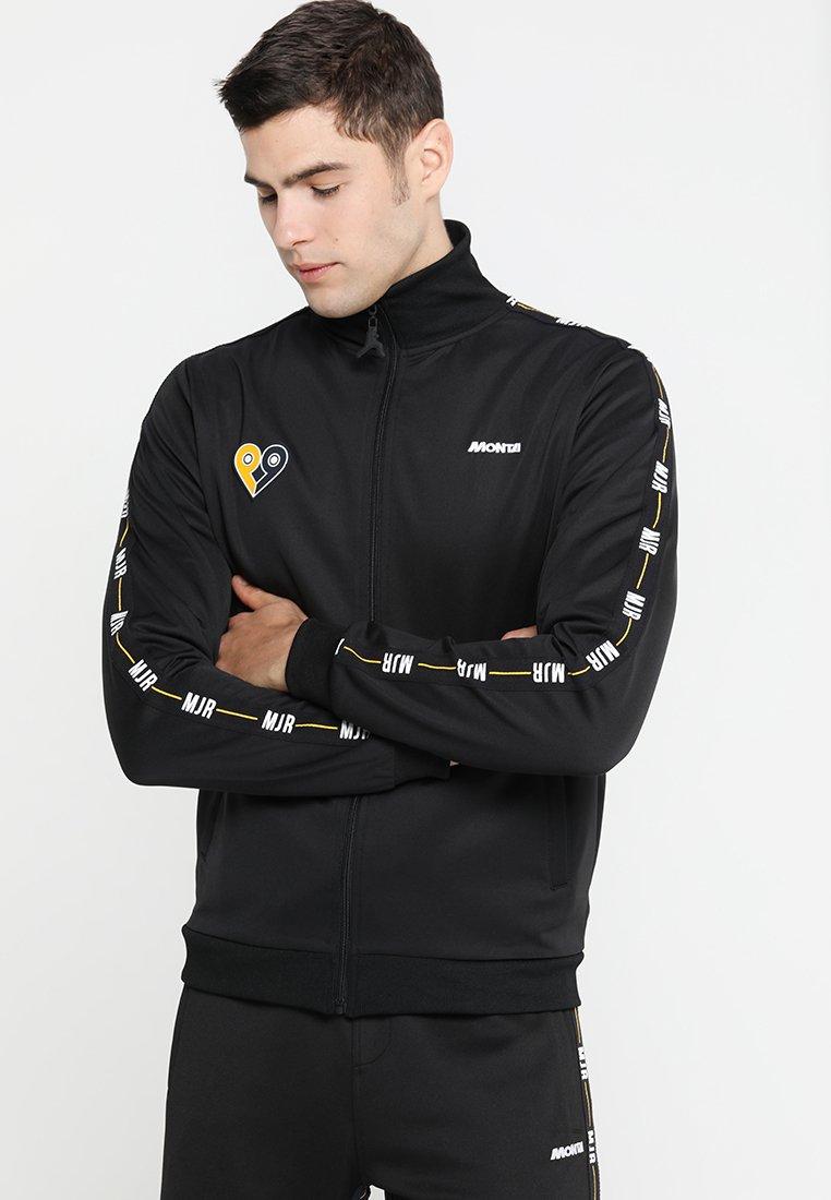 Monta Juniors - JEROME - Training jacket - black