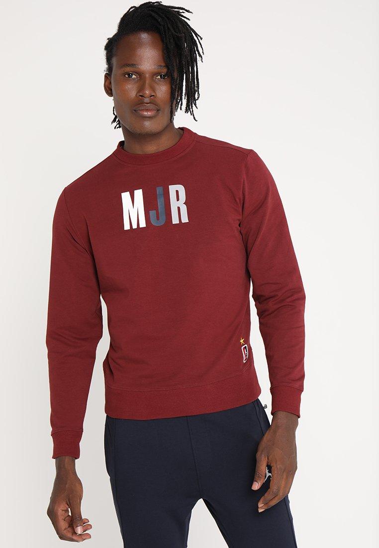 Monta Juniors - CARAZ ADULTS - Sweatshirt - burgundy