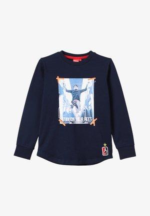 TOLOSA - Langærmede T-shirts - matte navy