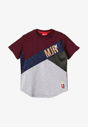 TAILLON - T-shirts print - burgundy