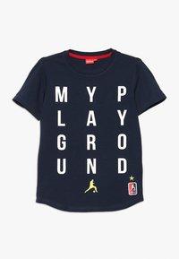 Monta Juniors - TAI - T-shirts print - navy - 0