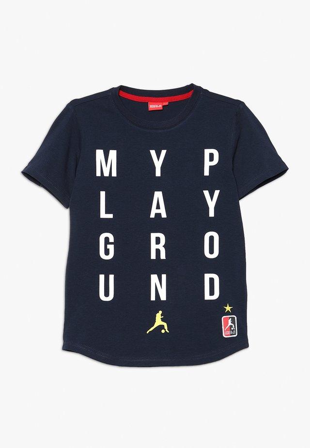 TAI - T-shirt print - navy