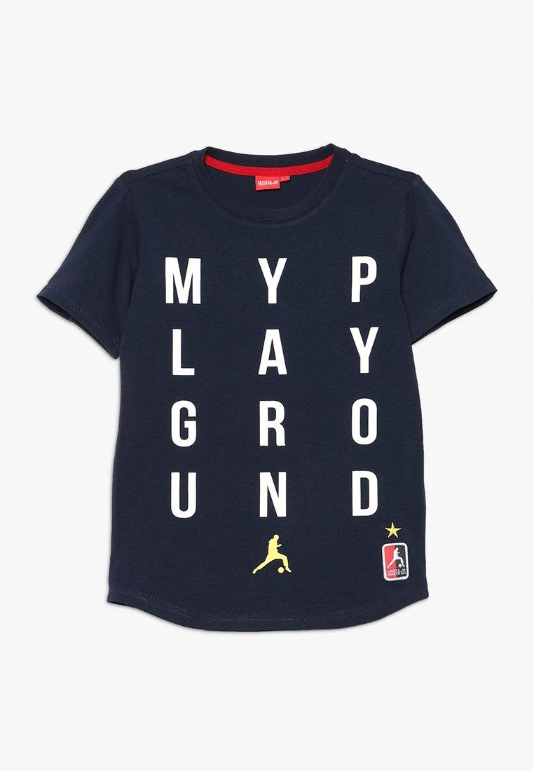 Monta Juniors - TAI - T-shirts print - navy
