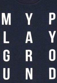 Monta Juniors - TAI - T-shirts print - navy - 2