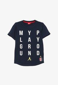 Monta Juniors - TAI - T-shirts print - navy - 3