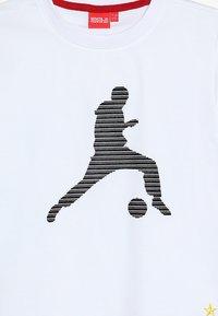 Monta Juniors - TROY - T-shirts print - white - 4