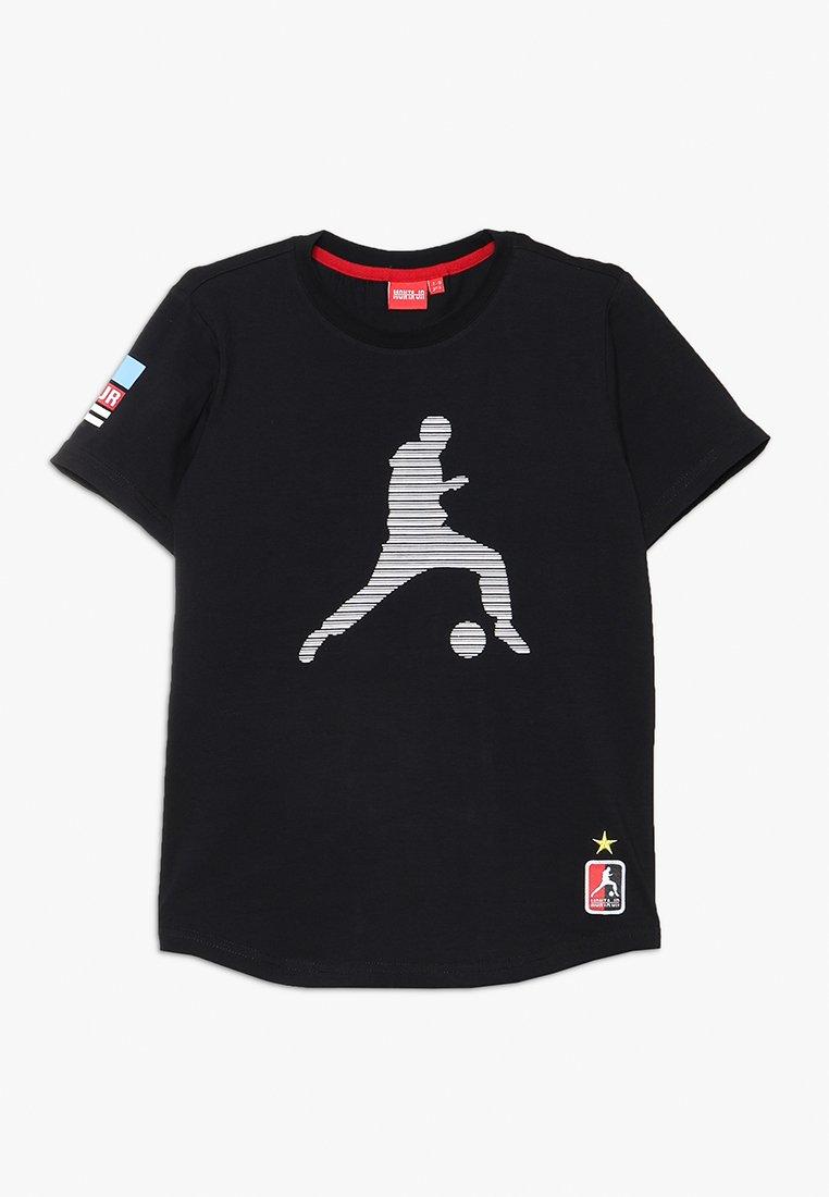 Monta Juniors - TROY - T-shirts print - black
