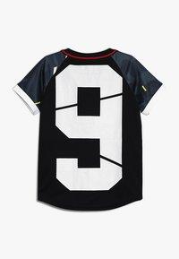 Monta Juniors - FELIPE - T-shirt z nadrukiem - black - 1