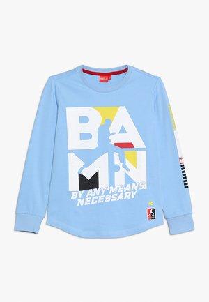 TOUYA - Langærmede T-shirts - light blue