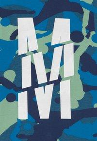 Monta Juniors - TRENTO - Print T-shirt - blue mist - 3