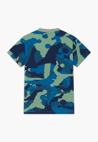 Monta Juniors - TRENTO - Print T-shirt - blue mist - 1