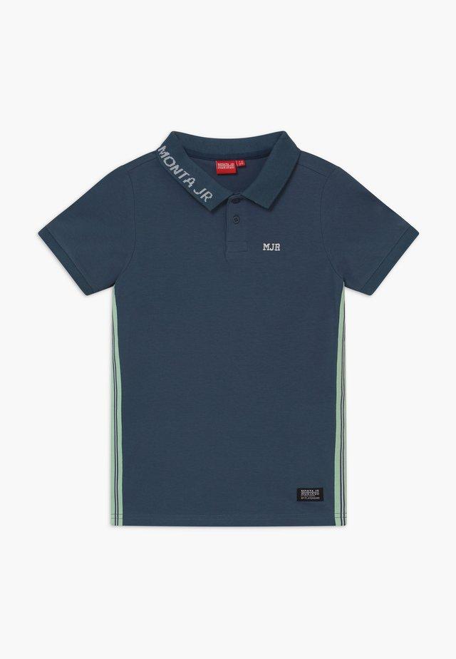 RASON - Pikeepaita - steel blue