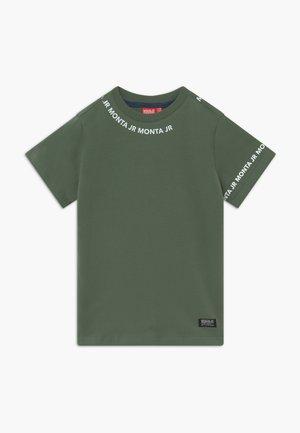 TARAZ - Print T-shirt - laurel