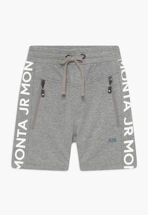 PONCE - Sports shorts - heather grey