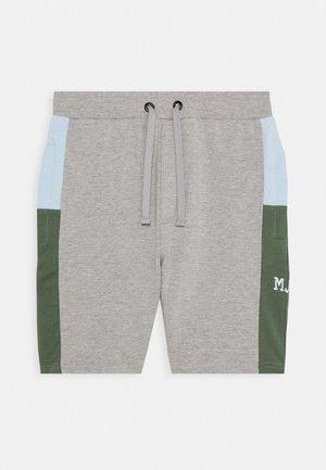PATO - Korte sportsbukser - heather grey