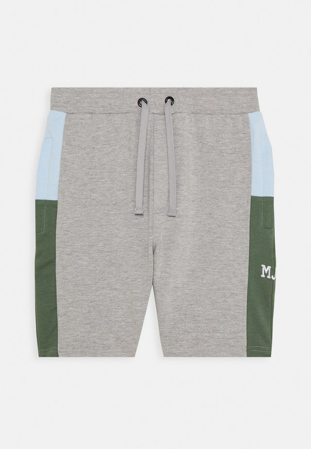PATO - Sports shorts - heather grey
