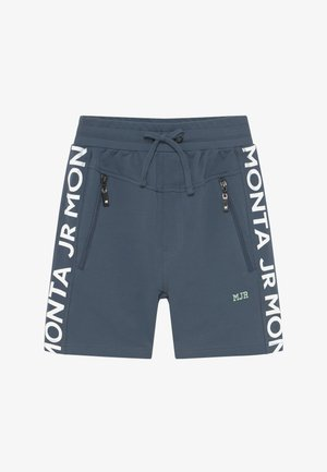 PONCE - Sports shorts - steel blue